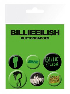 BILLIE EILISH / PIN PACK
