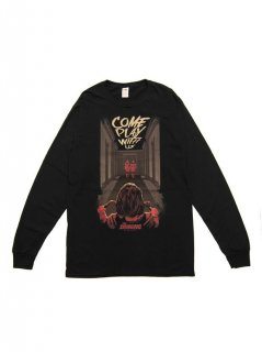THE SHINING / COME PLAY WITH US LS (2XL)