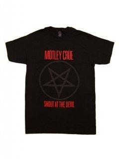 MOTLEY CRUE / SHOUT AT THE DEVIL