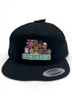 WU-TANG CLAN /SESAME STREET CAP