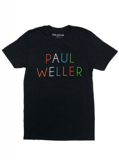 PAUL WELLER / MULTICOLOR LOGO