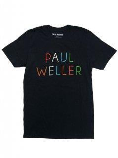 PAUL WELLER / MULTICOLOR LOGO