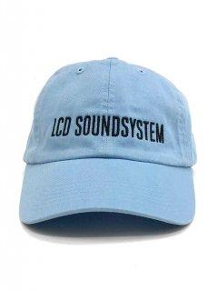 LCD SOUNDSYSTEM / LOGO HAT