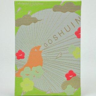 梅/ kichijitsu GOSHUINノート (御朱印帳)