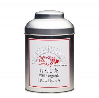natural teas company 有機ほうじ茶 /三角テトラ型ティーバッグ