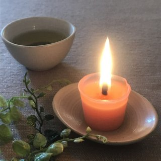 花灯窓 KATOUMADO 心なごむ悠久の灯り/さくら茶の香り/和ろうそく