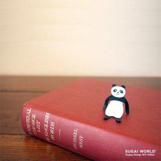 SUGAI WORLD/ クリップファミリー Clip Family/ パンダ