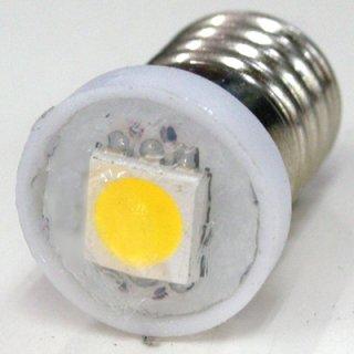 フラットLED豆電球 口金:E12 DC用