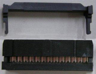 フラットケーブル用圧接ソケット (1.27ピッチフラットケーブル用)  FC−26P