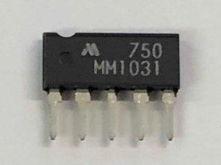 ミツミ電機製 MM1031XS