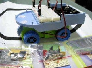 電子制御ロボット学習キット 20種類の創造的車 セール期間中