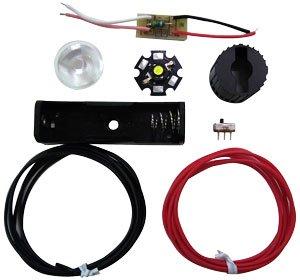 乾電池でハイパワーLED点灯キット(セール期間中)
