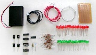 ロジックLED点滅回路キット(セール期間中)