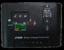 20Aソーラーコントローラー 12V/24V PWM-20A24