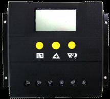 50Aソーラーコントローラー 12V/24V  PWM-50A24