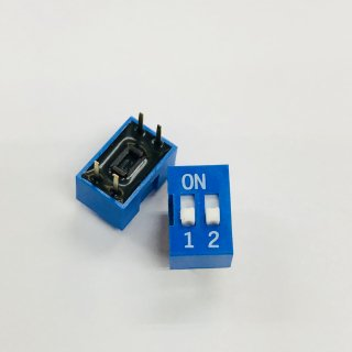 金メッキディップスイッチ DC02