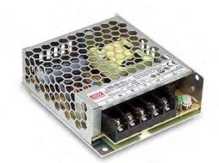 50Wクラスケース付高効率定電圧電源 LRS-50-24