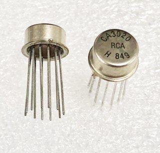 RCA CA3020