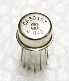 RCA(旧ハリス) CA3049T