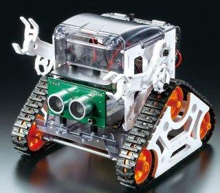マイコンロボット工作セット(クローラ−タイプ) ITEM71201