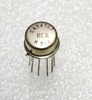 RCA CA747CT