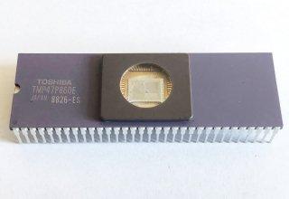 NEC μPD78P214DW