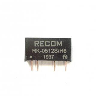 絶縁DC/DCコンバータ RK-0512S/H6