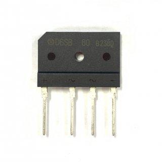 新電元 D6SB80