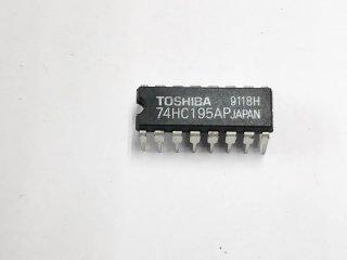 (特価)東芝 TC74HC195AP