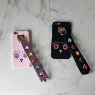 予約 モンスター スタッズ ベルト iphoneケース スマホケース iPhone6s iPhone6 iPhone6Plus iPhone7 7Plus