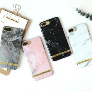 予約 大理石柄 メタル  iphoneケース スマホケース iPhone6 6Plus iPhone7/8 7Plus/ 8Plus X