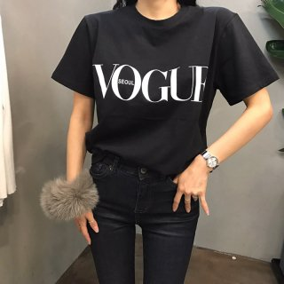予約 2color VOGUE TEE