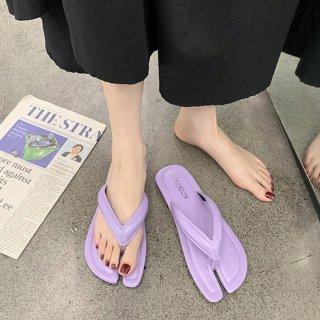 予約 3color 足袋 デザイン トング サンダル ビーチサンダル
