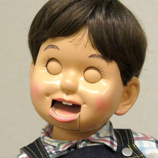 腹話術人形,腹話術,腹話術人形販売,寅八