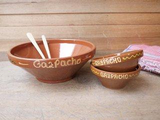 スペイン ガスパチョ鉢
