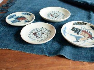 中国 豆皿と小皿