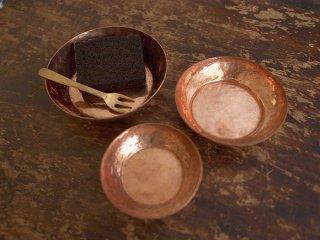 インド 銅のボウル