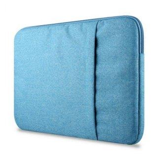 MacBook Pro 用ファブリックスリーブケース ライトブルー