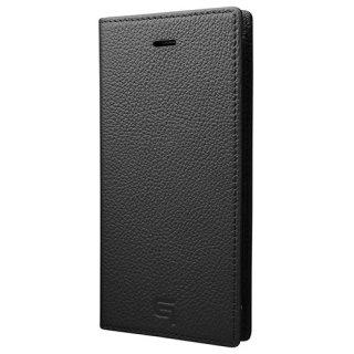 iPhone 7 Plus / 8 Plus用 GRAMAS Shrunken-calf Full Leather Case ブラック