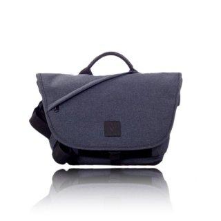 【即納可能】7VEN mini メッセンジャーバッグ グレー