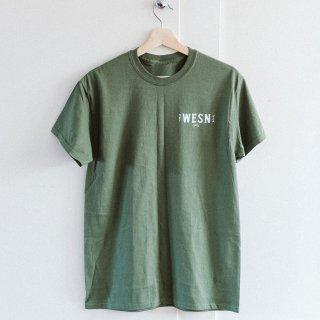 【新発売・即納可能】WESN OD Tシャツ