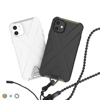 SOLiDE x INCODER HADES for iPhone 11(&Nynodal™ネックストラップ)