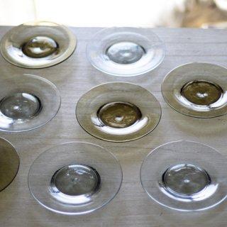 デザート皿セピア
