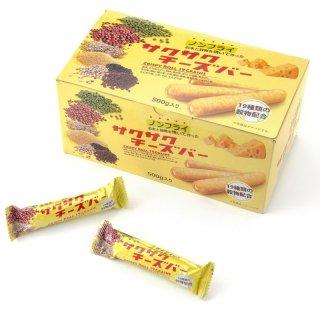 【冷蔵・常温(冷凍不可)】サクサクチーズバー500g