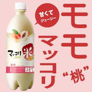 麹醇堂(クッスンダン)米マッコリ もも味750ml 桃マッコリ【常温・冷蔵可】