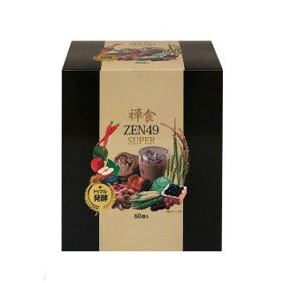 49種類の穀物や果物、海産物が入った韓国禅食 ZEN49SUPER(18g×60袋入り)