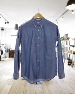 <img class='new_mark_img1' src='//img.shop-pro.jp/img/new/icons16.gif' style='border:none;display:inline;margin:0px;padding:0px;width:auto;' />SERO   B.D SHIRTS CHAMBRAY