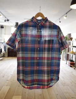 SUNNY SPORTS   CHECK SS SHIRTS