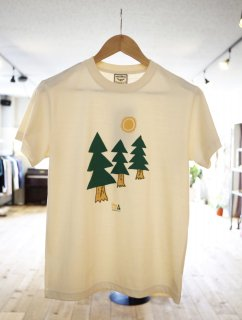 Natural bicycle   Three tree TEE