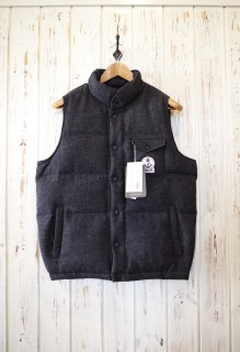 FIDELITY   RV DOWN VEST WOOL PATTERN